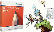 SketchBook Pro7  for Win 32/64 painting & drawing
