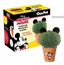 New Chia Pet - Disney Mickey Mouse Handmade Decorative Planter