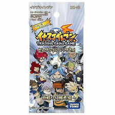 Takara tomy Inazuma Eleven ier-02 trading card game tcg 5 Cards booster pack