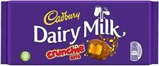 Cadbury Dairy Milk Crunchie Bits Chocolate 200g NEW SHIPS WORLDWIDE