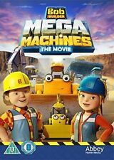 Bob The Builder - Mega Machines THE MOVIE  New (DVD  2017)