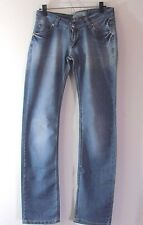 GENIE VTG Denim Long Blue Ladies Jeans Pants Sz 29 NEW