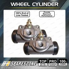 2 Rear Wheel Cylinders L + R for Toyota Hilux 4 Runner RN85 90 Crown MS 65 83 85