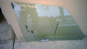 1980-1992 Fleetwood Deville Caprice 88 Brougham Pass Right Front Window Glass