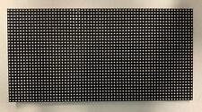 Dot Matrix Displays P5 Rgb Led Matrix Panel 32x64