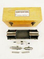Brunswick Precision Surfcenter 0001 Adjustable Bench Center 12 Usa Sc 12 3c