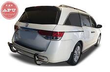 APU 2004-2017 Honda Odyssey Rear Bumper Guard Protector Stainless Steel