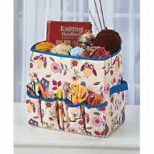 OWL THEMED CANVAS BINS / BASKET NEW