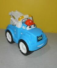 Tonka Chuck and Friends - Boomer my Talking Tow truck - Large Push Play Toy