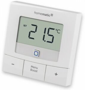 Smart Home HOMEMATIC IP 154666A0, Wandthermostat basic