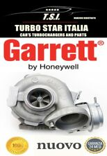TURBINA GARRETT 750431-717478 BMW 120 / 320 / 520 150CV NUOVA E ORIGINALE
