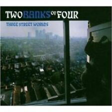 Two Banks of four-three Streets WORLD CD NUOVO OVP