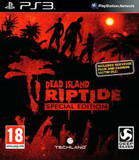 Dead Island Riptide - Special Edition PS3 *in Excellent Condition*
