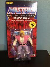 Motu Masters Of The Universe Super 7 Vintage Prince Adam