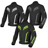 Motorbike Motorcycle Waterproof Cordura Jacket CE Armoured Protective Jacket Bik