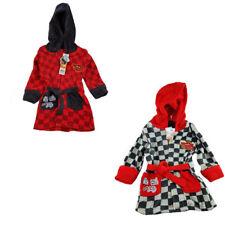 Disney Cars® Bademantel, Lightning, Kindermantel, Morgenmantel, rot,grau 98-128