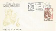 SPD FDC España Año Santo Compostelano 1976 Edifil # 2306