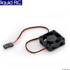 Hobbywing 30860103 Hi Performance Cooling Fan 3010bh-6v for Xr8 Black