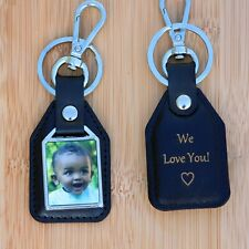 Custom Photo Key Chain - Personalized With Your Own Image