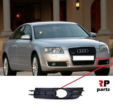 FOR AUDI A6 C6 GASOLINE 04-08 FRONT BUMPER GRILL FOG LIGHT GRILLE LEFT N/S