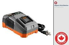 RIDGID 18V R86092 LITHIUM-ION 18 Volt Dual Chemistry Battery Charger