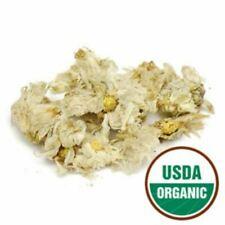 Starwest Botanicals Organic White Chrysanthemum Flowers Tea Ju Hua 4 oz.
