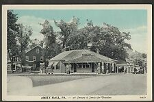 Gas Station Amity Hall Pa A Century Of Service for Travelers