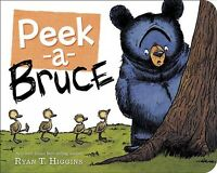 Peek-a-Bruce, Hardcover by Higgins, Ryan T., Like New Used, Free shipping in ...