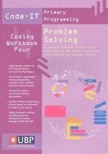 Code-It Workbook 4: Problem Solving using Scratch (Code-IT Primary Programming),