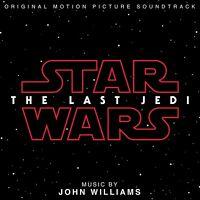 JOHN OST/WILLIAMS - STAR WARS: THE LAST JEDI  2 VINYL LP NEW!