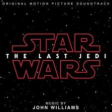 JOHN OST/WILLIAMS - STAR WARS: THE LAST JEDI  2 VINYL LP NEW