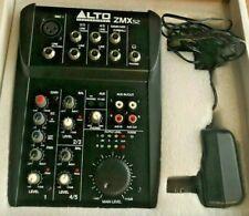 Alto Professional Zmx-52 Audio Mixer - New