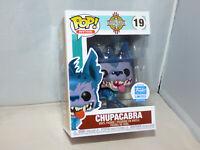 Funko Pop! Vinyl Figure - Myths #19 - Chupacabra - Funko Shop Exclusive