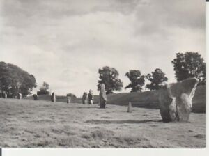 England: Avebury Wiltshire - Outer Circle of Stones ngl 223.514