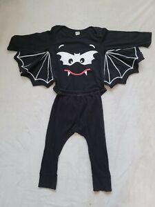 Baby Girl Boy Halloween Outfit Costume  Batt 12-18 months