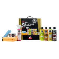 Chemical Guys The Best Detailing Kit - Complete Car Care Combo 8 Items