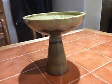 Ceramic Compote Bowl.