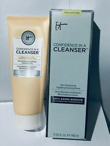 IT COSMETIC Confidence In a Cleanser Skin Transforming Hydrating Cleansing Serum