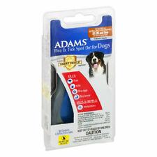Adams Flea & Tick Spot On for Dogs Xl 81 lbs & over w/ Smart Shield Applicator