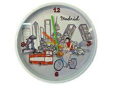 Pendules de bureau et de cheminée multicolores horloge