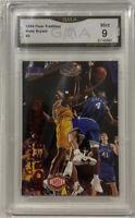 KOBE BRYANT 1999-00 Fleer Tradition #2 GMA 9 Mint Lakers not PSA
