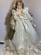 Seymour Mann Marina 1997 18� Connoisseur Porcelain Doll Collection