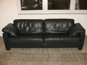 Original de sede sofa leder !!!