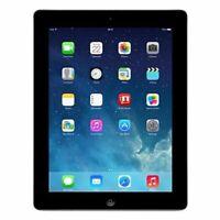 """iPad 3ème génération 64 Go A1416 9,7"""" Tablette APPLE WIFI iCloud Clean Noir"""