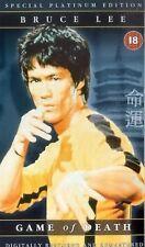 Game of Death -2 Disc Platinum Edition 1973 Bruce Lee New Sealed UK Region 2 DVD