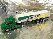 ** Herpa 150224 Scania Conventional Jumbo Tank Semitrailer Kuemmerling 1:87 HO