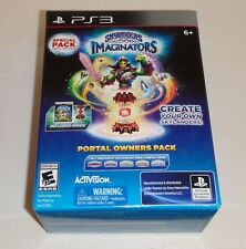 *NEW* PS3 Skylanders Imaginators: Portal Owners Pack *Free Shipping*
