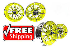 Honda Grom MSX125 SF Front Rear Wheels Rims 2013 2014 2015 2016 Green