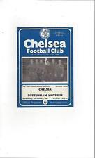 Chelsea v Tottenham Hotspur FA Cup Replay Football Programme 1963/64