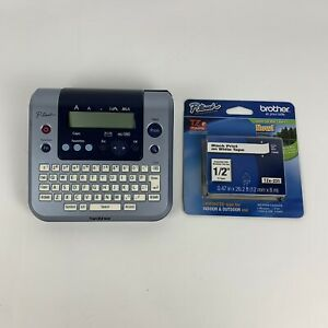 Brother P-Touch PT-1280 Label Maker Printer w/ Extra Tape Tested & Working